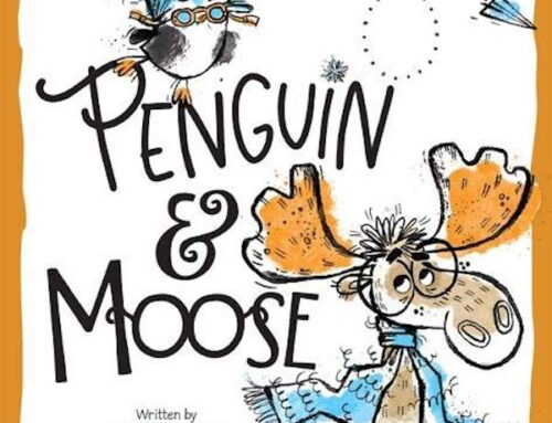 Penguin and Moose