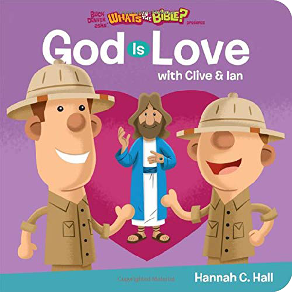 God Is Love by Hannah C. Hall